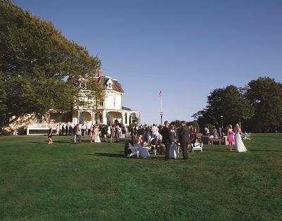 EH Lawn Wedding