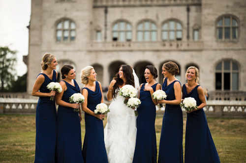 rose-bridesmaids