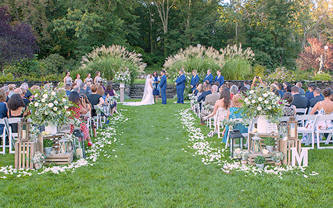 Saint Clements ceremony low