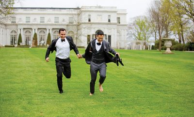 newport wedding, lgbt, castle hill inn, dave robbins photography